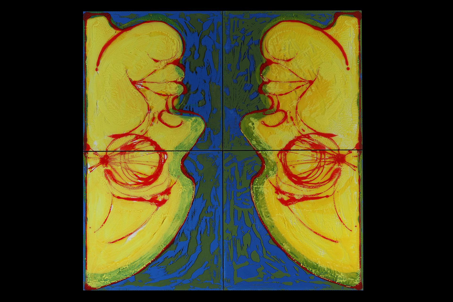 Double Inverted Portrait