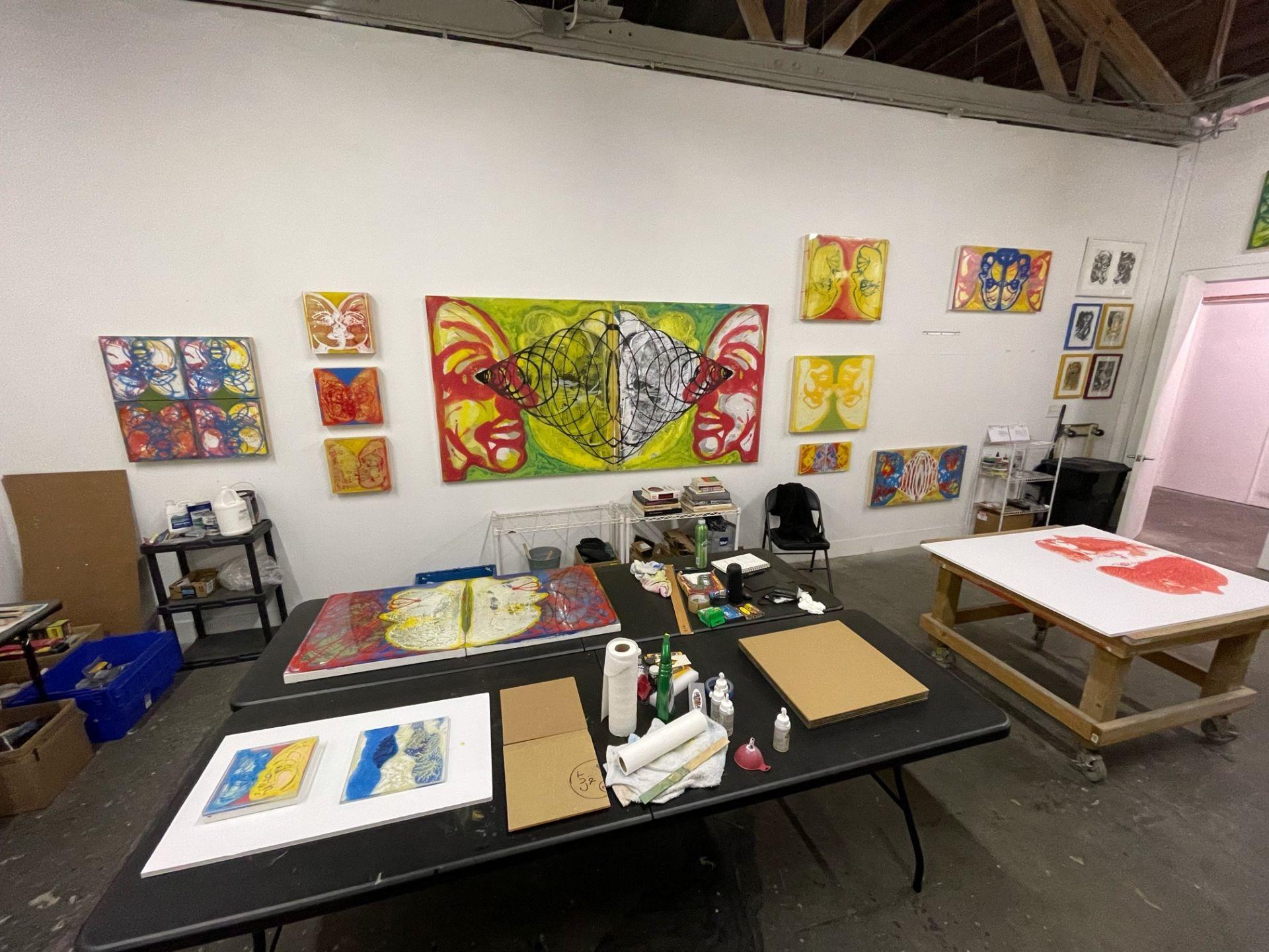 In the Studio #4
