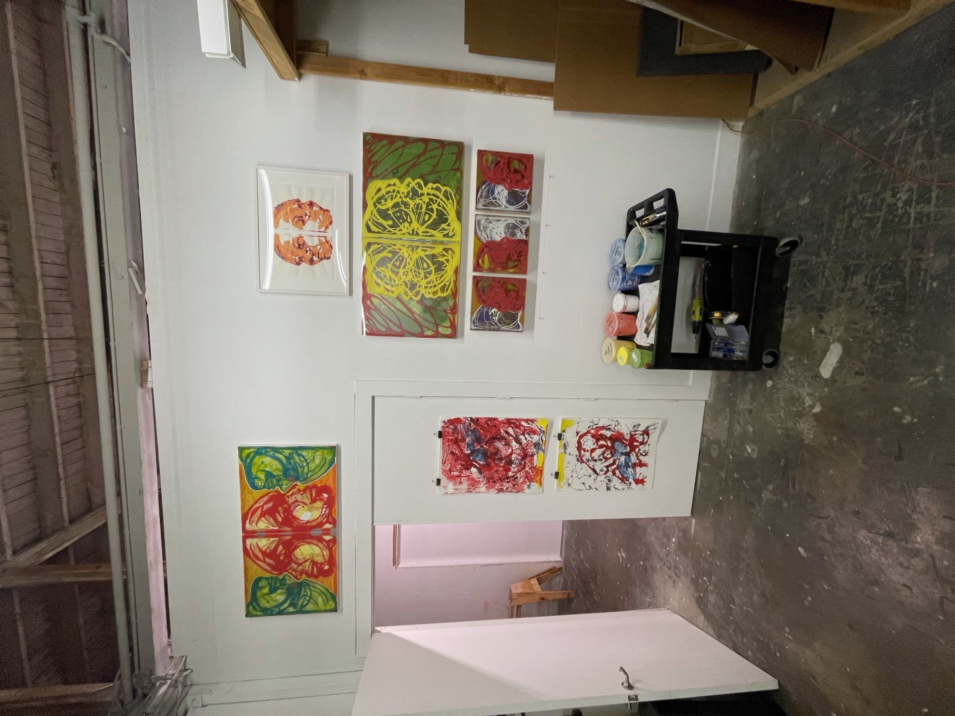 In the Studio #8