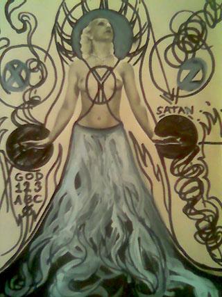 GOD & SATAN 123