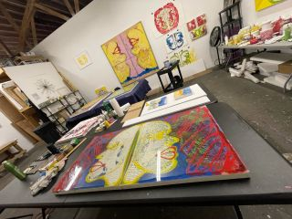 In the Studio #7